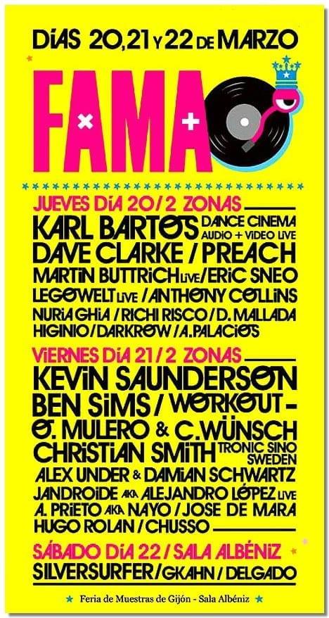 FAMA 08 Cartel