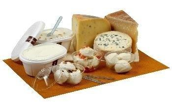 Helado de queso