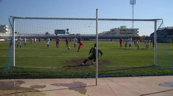 Encuentro Marbella - Jaén