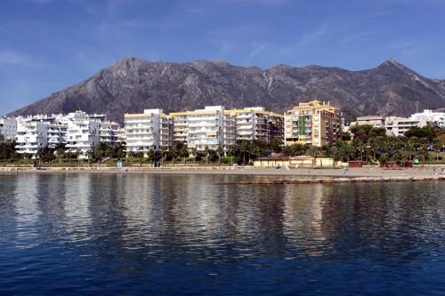 Playa de la Bajadilla de Marbella