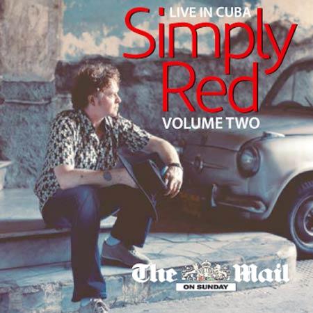 Edición músical de un concierto de Simply Red