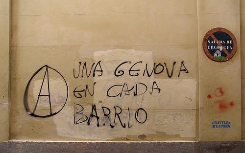 Graffitis en nuestra ciudad