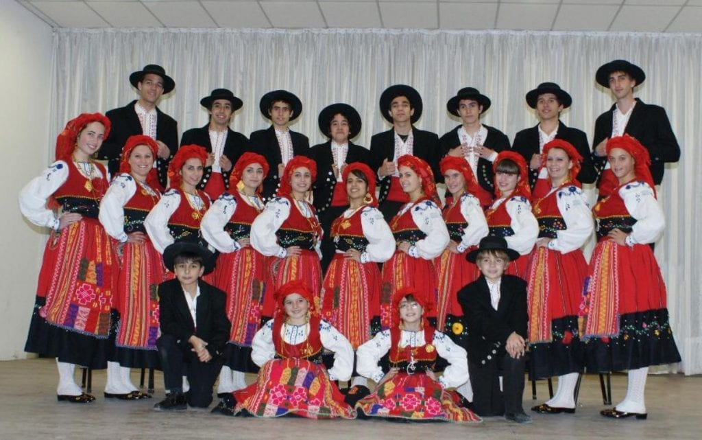 traje tradicional portugued