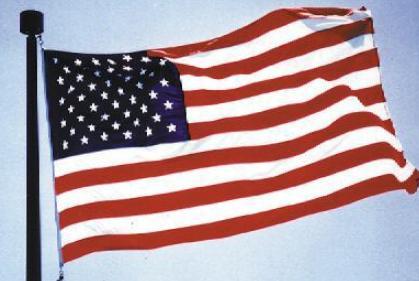 Bandera Estados Unidos de Norteamerica