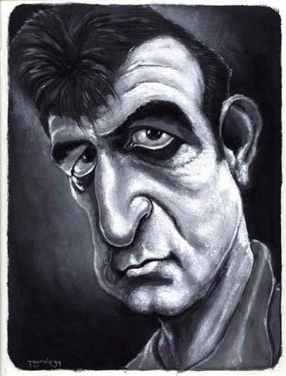 Caricatura Manolo García