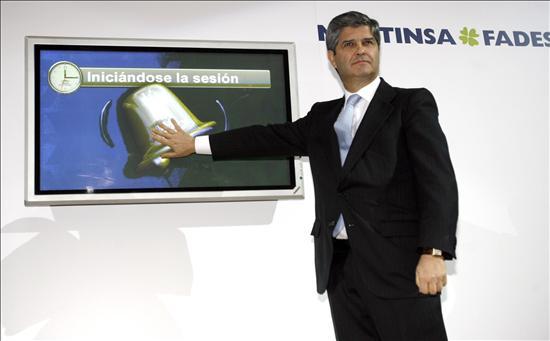 Fernando Martin, presidente de Martinsa-Fadesa