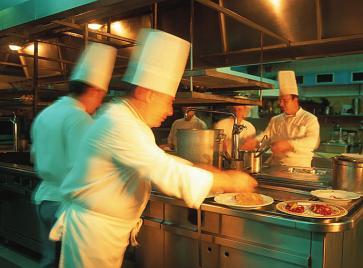 Cocina Hotel Los Monteros
