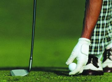 Práctica del Golf en el Hotel Los Monteros