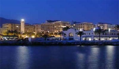 Marbella nocturna