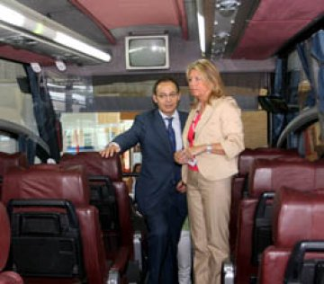 La Alcaldesa de Marbella y el Director General de Avanza