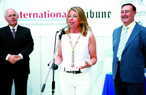 Presentacion International Tribune