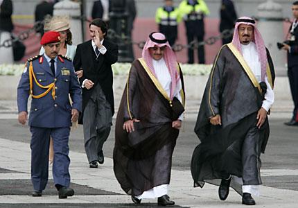 Principe Salman de Arabia Saudita