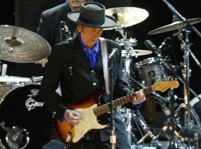 Bob Dylan actuará mañana en el Estadio Chapín de Jerez