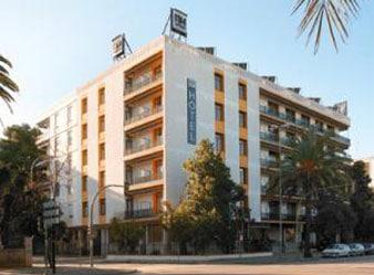 El Hotel NH Avenida Jerez