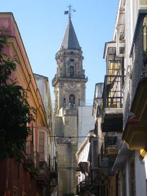 Obras de mejora en el barrio de San Miguel