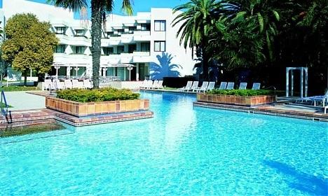 Los hoteles de Jerez presentan un 50 por ciento de ocupación