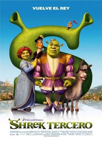 Shrek ha sido la primera película que se ha proyectado en el ciclo Miércoles de Cine en el Distrito Sur