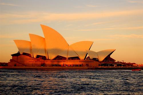 Ópera de Sidney (Auntralia) Sydney-opera-house