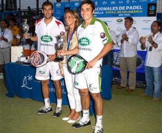 """Ganadores del Torneo de Pádel """"Ciudad de Marbella"""""""