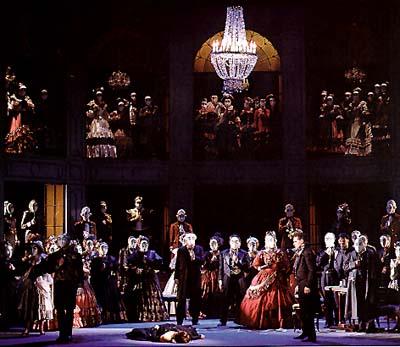 Representación de la Traviata