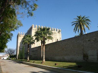 Alcázar en la Alameda Vieja