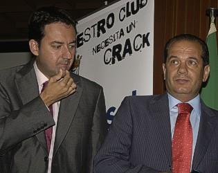 Joaquín Morales depositó los dos millones de euros de deuda del Xerez