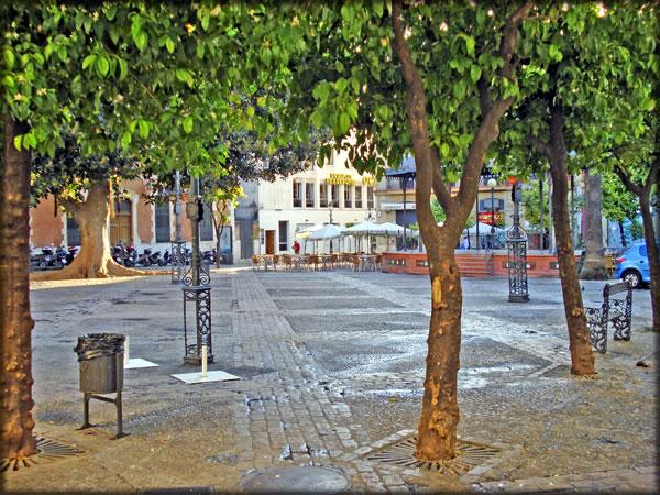 Plaza del Banco