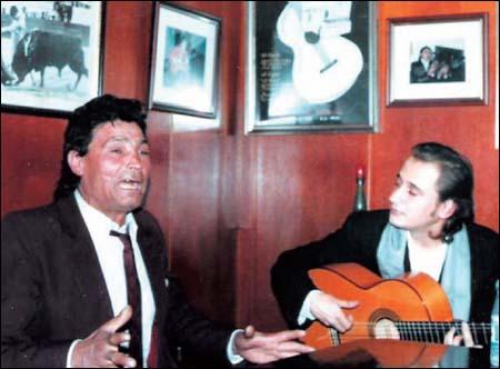Vicente Soto Sordera actuará el próximo 8 de agosto