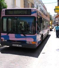Autobuses urbanos de Jerez