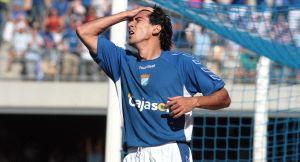 Pedro Ríos fue uno de los mejores jugadores azulinos en Vallecas
