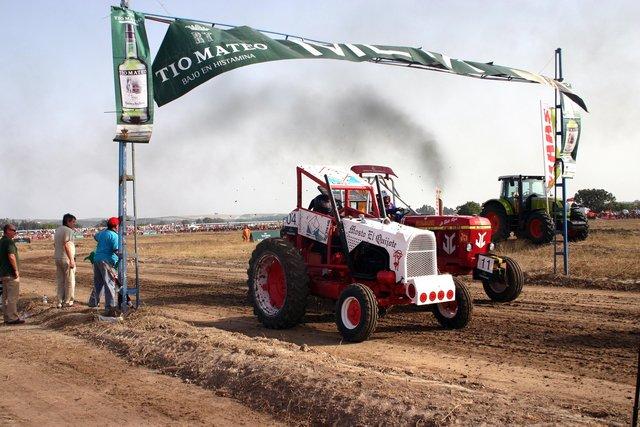 Carrera de Tractores en Guadalcacín