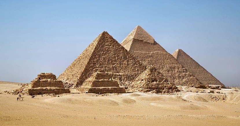 Las 10 pirámides más importantes de Egipto