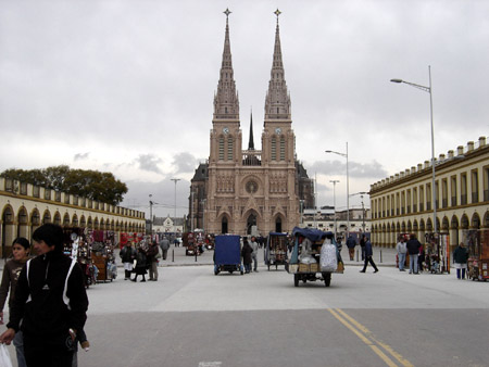 Peregrinación a Luján Basilica_lujan1