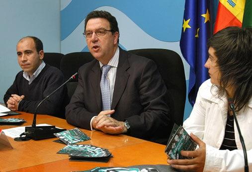 Juan Salguero, Delegado de Distrito Sur del Ayuntamiento de Jerez