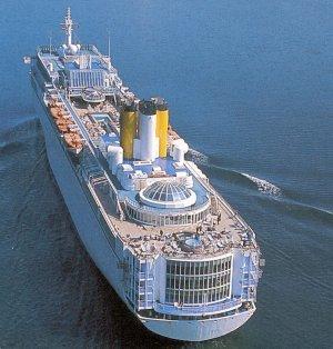 Cruceros por mar