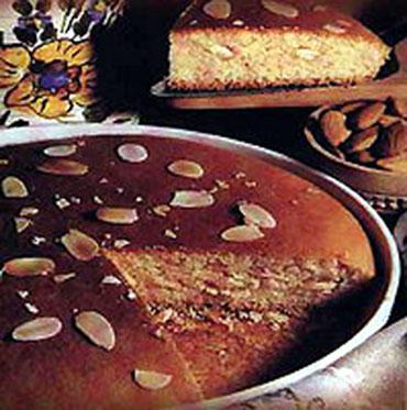 vasilopita 1 Vasilopita, la tarta griega de Año Nuevo