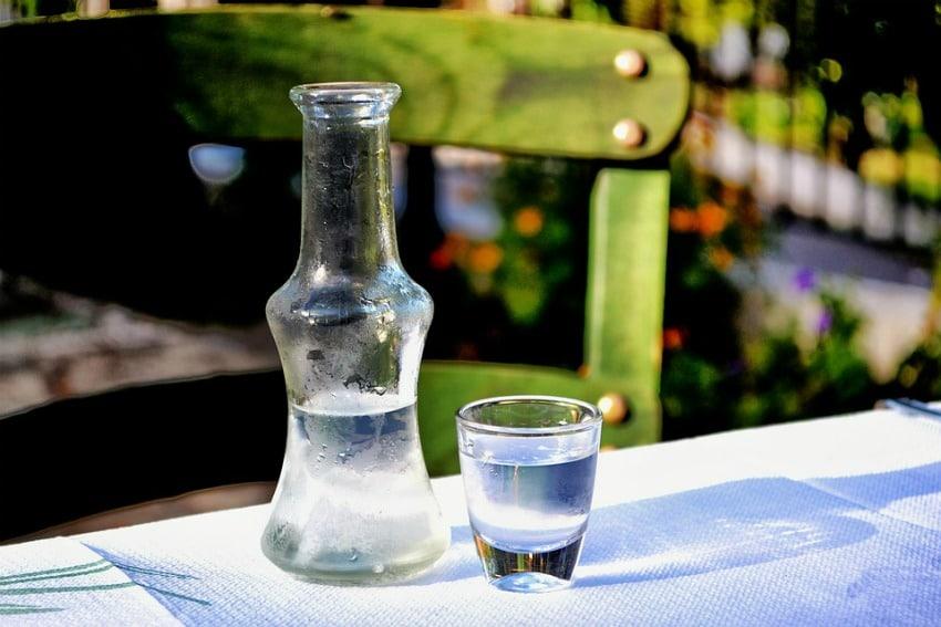 Bebidas de grecia