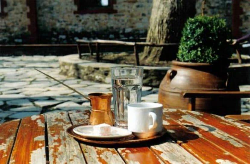 Café griego