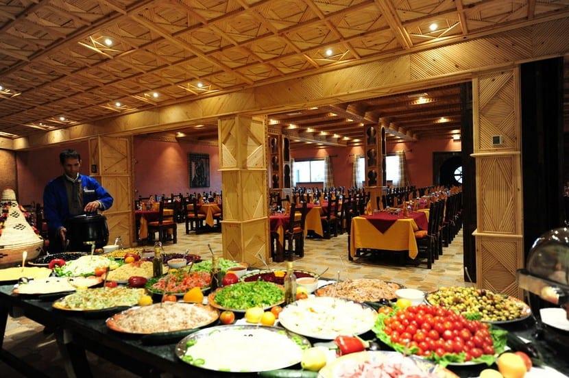 Restaurante Merzouga