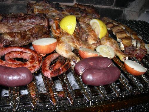 como haser un buen asado argentino