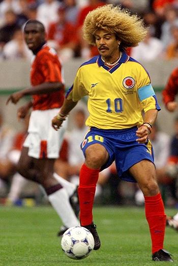 Mejor Jugador Colombiano (Megapost)