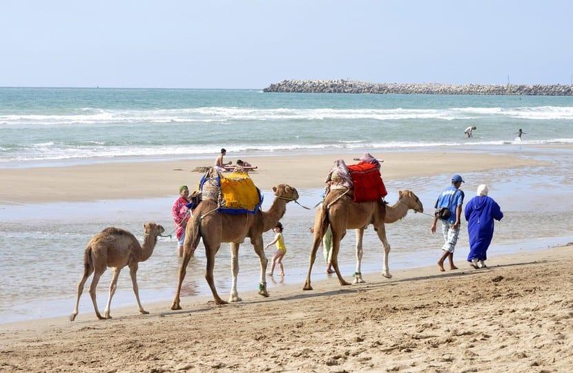 playa Mehdia