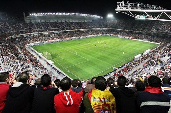 Estadio de la Rosaleda