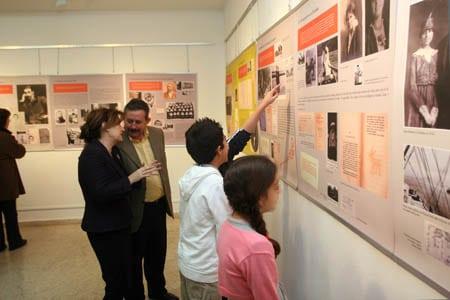 Exposición sobre Juan Ramón Jiménez en San Pedro Alcántara