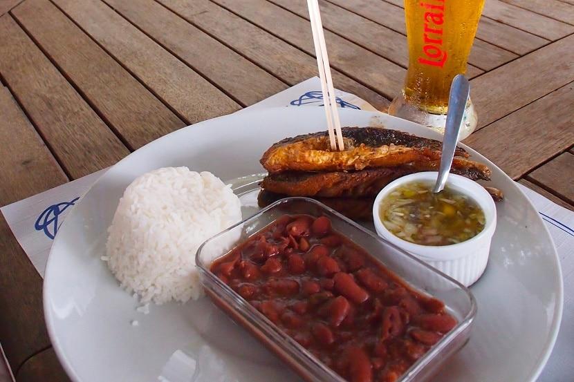 Platos típicos de la región del Caribe