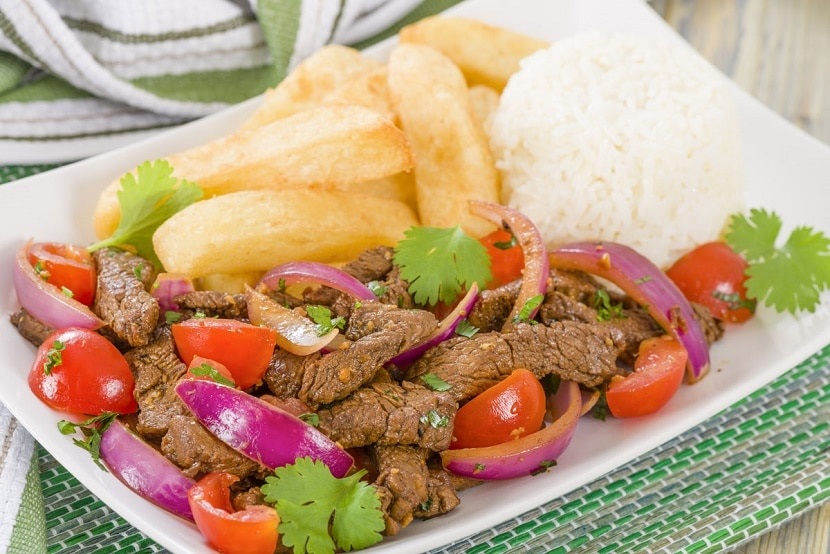 Gastronomía Caribe