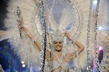 Reina del Carnaval 2009