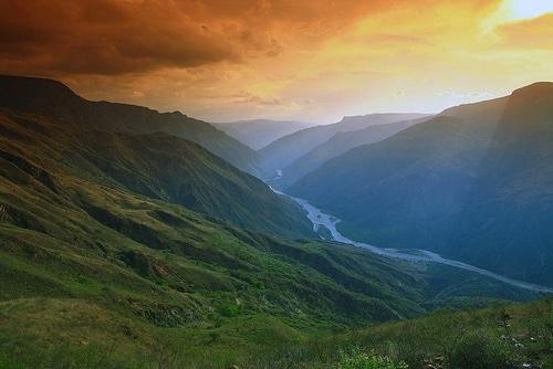 udigmi  paisajes naturales de colombia