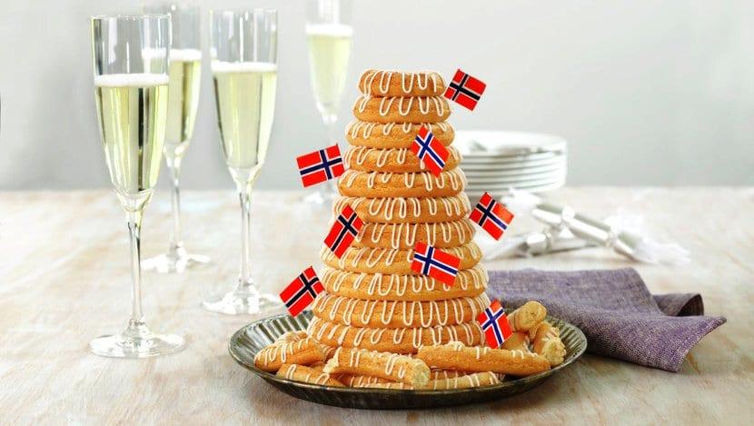 plato típico en bodas noruegas