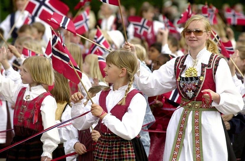 Día de la Constitución en Noruega